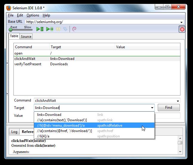 Legacy-Selenium-IDE — Selenium Documentation